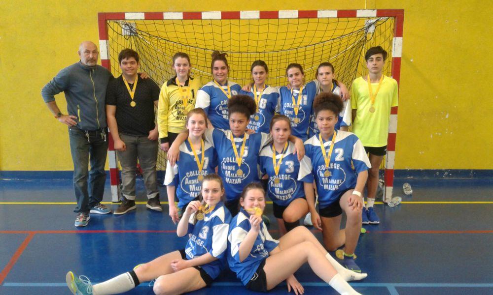 Championnes dacadémie 2019
